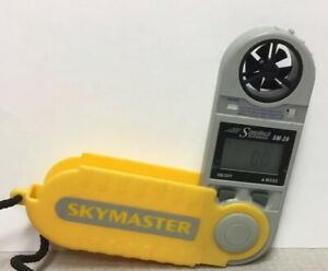 Skymaster-Speed-Tech-sm-28-portable-Wind-Speed-Temperature-Wind-Chill-Meter