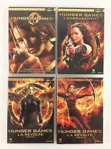 Hunger-Games-L-039-integrale-Coffret-Lot-4-DVD-1-a-4