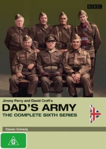 1 of 1 - Dad's Army : Series 6 (DVD, 2006) R4 VGC