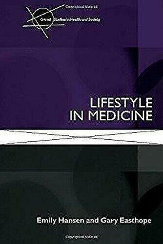 Lifestyle in Medicine von Hansen, Emily