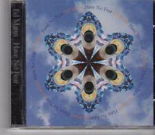 (FX406) Ed Mann, Have No Fear - 1996 CD