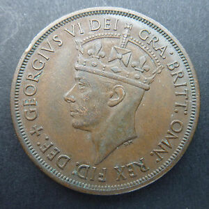 One-Twelfth-of-a-Shilling-George-VI-Jersey-Coin-Liberated-1945