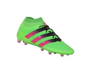 on sale e4ddc 4d2ac Details about Adidas ACE 16.1 Primeknit FG/AG Limited Edition Footballboot  45 1\3 uk10.5