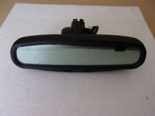 Jaguar S-Type 1999 to 2002 Interior Mirror With Compass and Rain Sensor XR835925