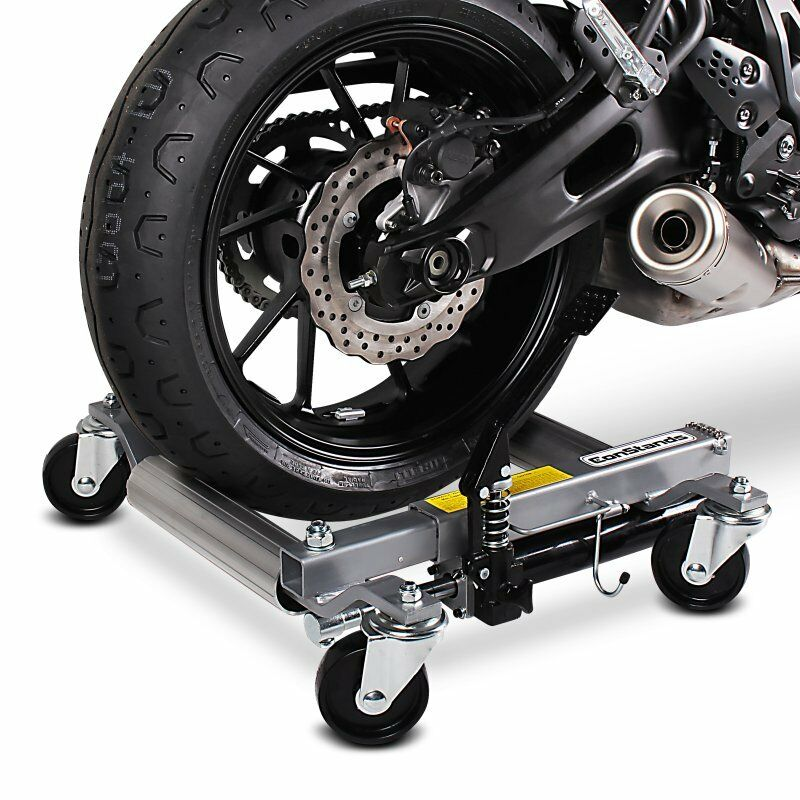 Peana Peana Peana aparcamiento moto HE Triumph TT 600 2d8b65
