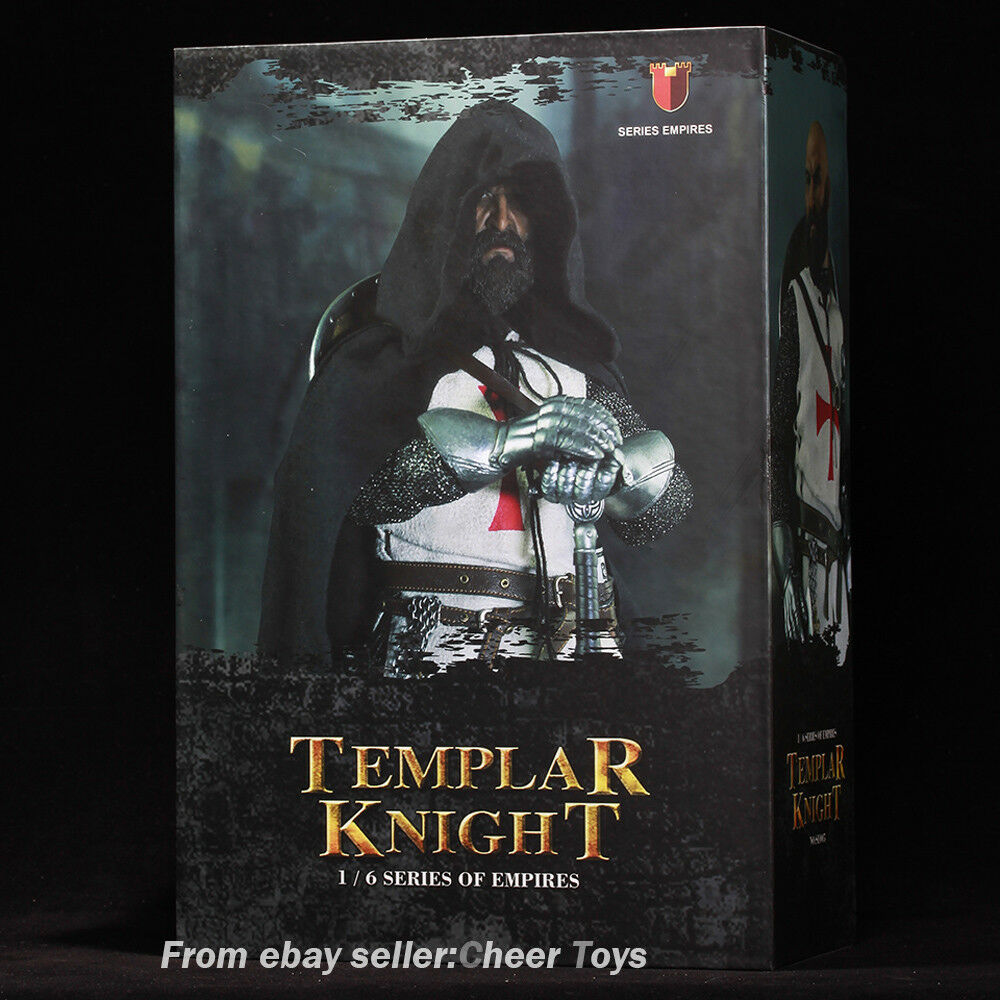 COOmodellllerEL COO 1  6 NO.SE005 Series of Imperies - Knight Tempelriddare