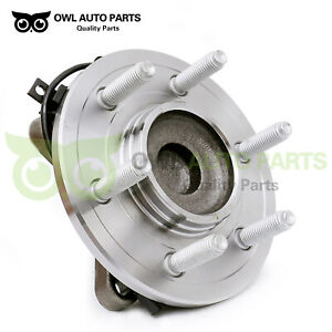 Front Wheel Bearing Hub For Ford Expedition Lincoln Navigator 2003-2006 2WD RWD