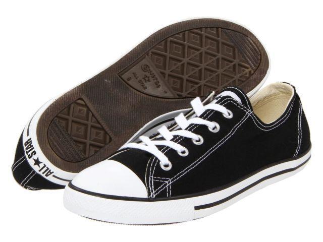 Chuck Taylor Damens All Star Dainty OX Damens Taylor Fashion Casual Sneakers New 530054F fca2e3