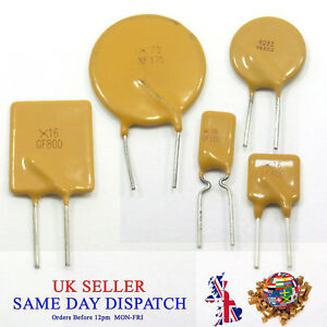 Polyfuse-Resettable-Fuse-Radial-Lead-RXEF-RGEF-RUEF-PolySwitch