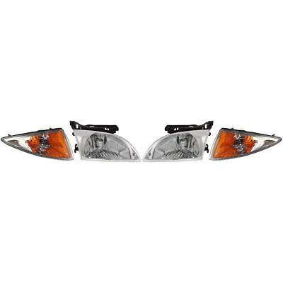 00 01 02 Chevrolet Cavalier Cornerlight PASSENGER NEW Cornerlamp Front