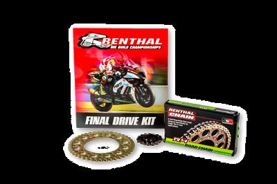 KTM 990 Supemoto//R 2008-2013 Renthal /& Tsubaki Chain /& Sprocket Kit