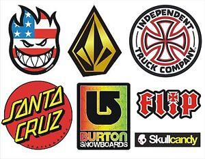7-pegatinas-Skate-Snow-Surf-SkullCandy-Spitfire-Burton-Volcom-Santa-Cruz