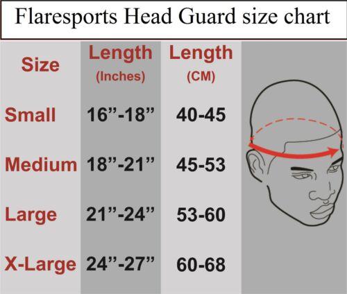 Flare Head Guard KickBoxing Protective Gear UFC MMA Face Protection Headgear
