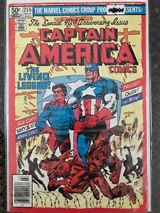 Captain America 255 Marvel Avengers Infinity War Ebay