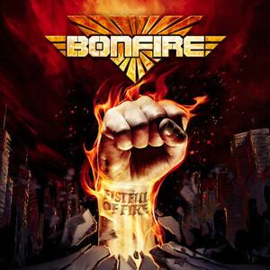 BONFIRE-Fistful-Of-Fire-Digipak-CD-884860314725