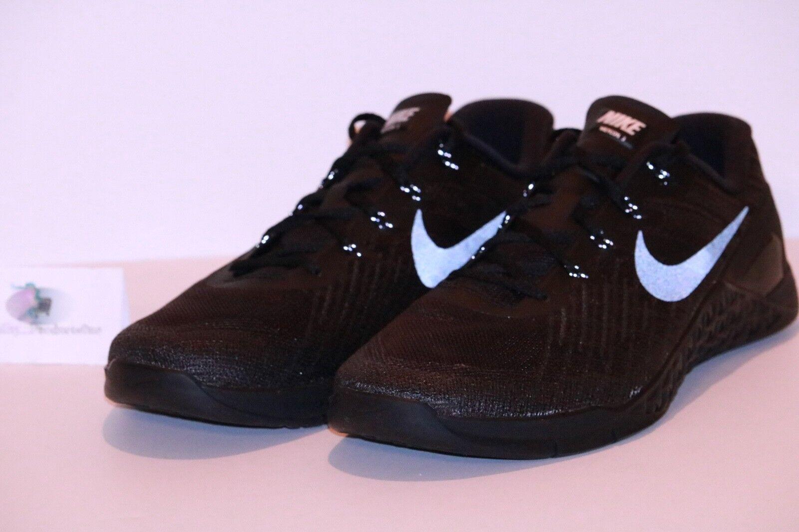 Hombre / Nike metcon 3 Negro / Hombre Negro Cross Fit zapatos 852928 00SZ 11 ec7baf