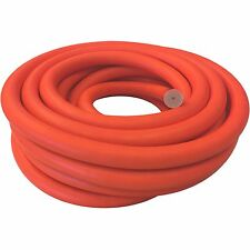 5/8in 16mm Primeline Speargun Band Rubber Latex Tubing ORANGE 10ft (3.1m)
