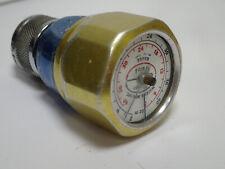 Waters Torque Watch Gauge Model 651c2 Vintage Tested