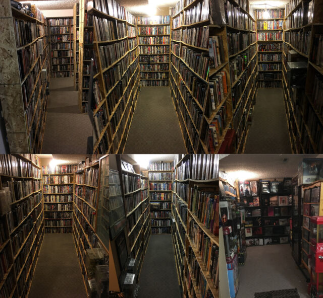 19,036 Movies! World's Largest Collection.4K/Blu-ray/DVD/3D/Criterion/OOP/Rare