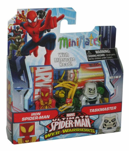 Marvel Minimates Walgreens Wave 2 Web Warriors Taskmaster