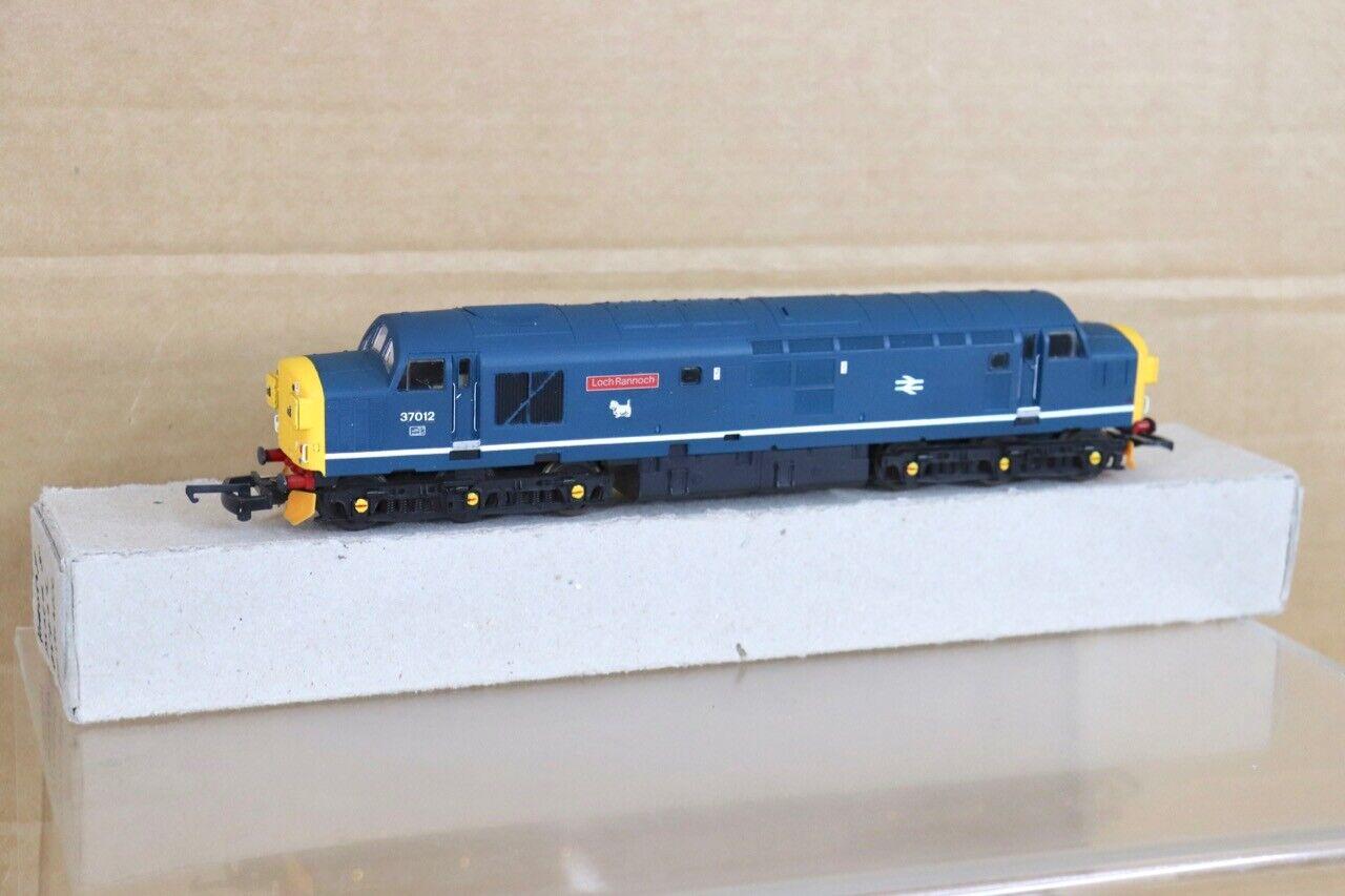 Lima Nachgearbeiteter Br Scotrail Klasse 37 Diesel Lokomotive 37012 Loch Rannoch