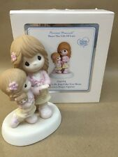 Precious Moments I Want To Be Just Like You Mom Share The Gift Of Love 114005