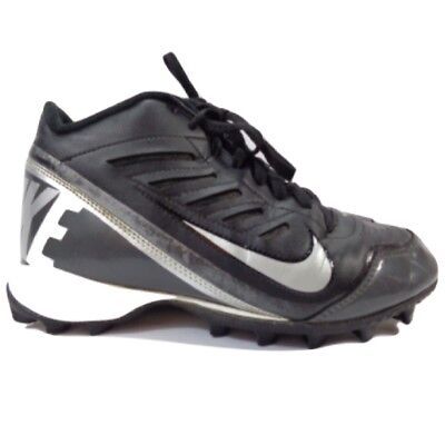 uk availability 1a2cd a9039 Nike Land Shark 34 Football Cleats Mens EU 41 US 8 Black (511292) for  sale online  eBay