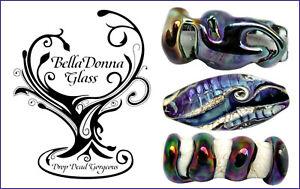 BellaDonna-Glass-104-034-PURPLESCENT-034-4-5mm-Durchmesser