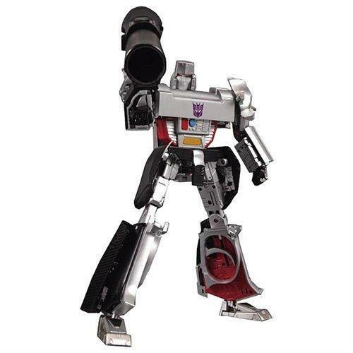 New Takara Transformers Mp05 Destron Leader Megatron Action Figure Toy In Stock