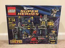 New Lego DC Universe Super Heroes The Bat Cave (6860)