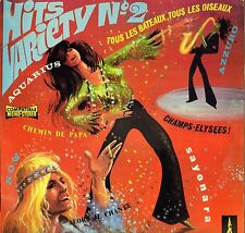 "B. WYSTRAETE / ""PANCHO"" VIGON ""HITS-VARIETY N° 2"" 60'S POP JERK LP AFA 20 731"