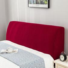Fodera per testata del letto Protezione antiscivolo Copertura per camera da