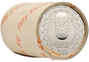 2014-AIATSIS-50-Cents-MINT-ROLL-RAM-ROLL