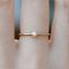 Elegant-Pearl-Rings-Yellow-Gold-Filled-Fashion-Women-Engagement-Wedding-Jewelry thumbnail 2