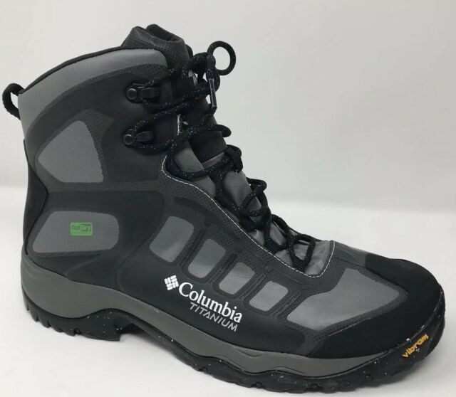 875e4be1d92 New Mens Columbia Titanium Daska Pass III Outdry Extreme Eco Waterproof  Boots