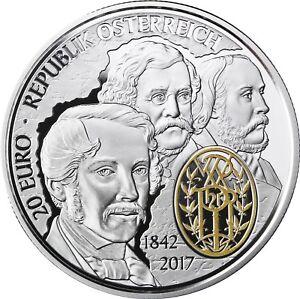 Osterreich-20-Euro-2017-Silbermuenze-175-Jahre-Wiener-Philharmoniker