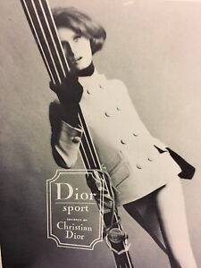 1964-Christian-Dior-Air-France-Bugat-Photo-Vintage-Ski-Clothing-Print-Ad-Skiing