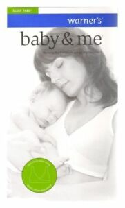 c883dc13e0 Warner 7480 Baby   Me Sleep Wire Free Cross Over Nursing Bra VARIOUS ...