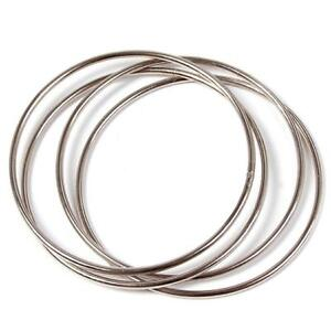 4-Magic-Chinese-Linking-Rings-Magnetic-Lock-Close-Up-Magic-Show-Stage-Trick-S