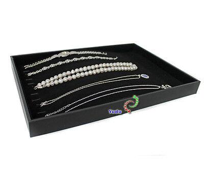 Herzhaft Samt Vorlagebrett Für Lange Ketten Armbänder Halsketten