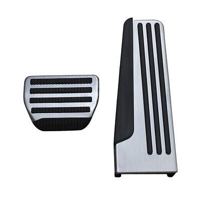 For Infiniti Q50 Q70 QX50 QX70 No Drill Steel Gas Brake Pedal Cover Accessories