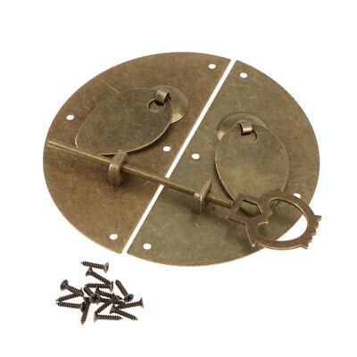 Chinois Ancien Style De Porte Frapper à Serrure Loquet Hardware Meubles