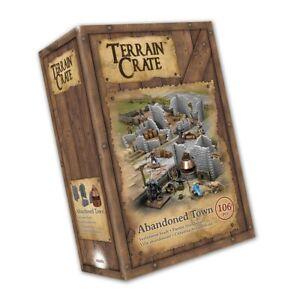Mantic-Games-Nuevo-Y-En-Caja-terraincrate-abandonado-ciudad-MGTC-210