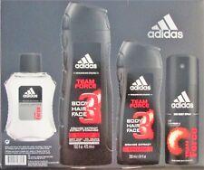 c9e6dc8a3e32 adidas Team Force Bath Gift Set for sale online | eBay