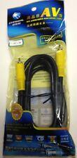 Choseal 1.8m Av Cable Ofc De Audio/Video DVD Trabajo Lote aclaramiento de eBay-re vendedor (40)