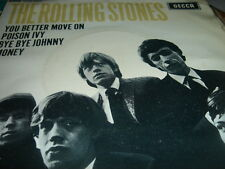 THE ROLLING STONES You Better Move On+ 3 EP + 1964 UK 1st  DFE 8560 ex plus ++