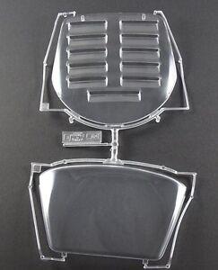 Pocher-1-8-ventanas-en-el-uso-moldeado-ferrari-f40-K-55-nuevo-ensamblaje-e-i1
