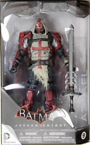 UK Seller Azrael Arkham Knight Action Figure