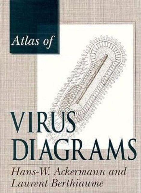 Atlas of Virus Diagrams by Hans-Wolfgang Ackermann, Laurent Berthiaume