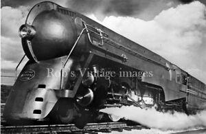 New-York-Central-photo-Steam-Bullet-Locomotive-J3A-5453-Hudson-NYC-Railroad